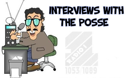 Interviews with Steve Wright and the posse