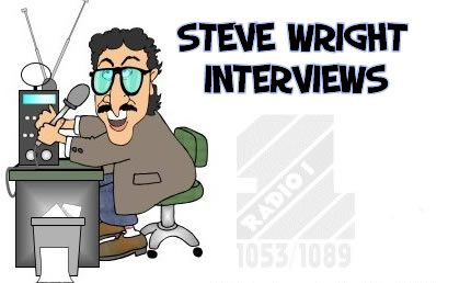 A Selection of Steve Wright Interviews